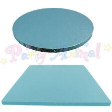 Culpitt 12 304 Mm Cake Board Round Light Blue