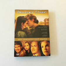 Dawsons Creek Complete First Season DVD 2003 3 Disc Set Michelle Williams Holmes