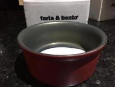 Brand New FARIA & BENTO Non Stick Ramekin 13.5 cm Stoneware Portugal FREE POST