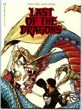 Last of the Dragons #1 Graphic Novel (1988) Marvel Epic High Grade