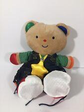 Melissa and Doug K's Kids Teddy Wear Educational Bear 14 Inch (11)