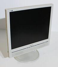 """01-05-03736 Bildschirm Philips 190B6 48cm 19"""" LCD TFT Display Monitor"""