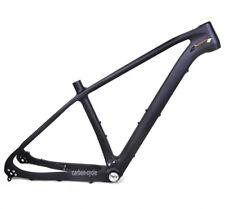"20.5"" Bb92 27.5er Carbon Mountain Bicycle Frame Clamp UD Matt 142x12mm Thru Axle"