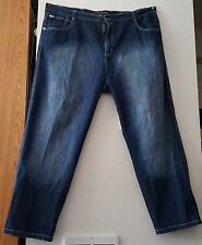 SOUTHPOLE 4187-1043 Big & Tall Mens Relaxed Fit Jeans DARK SAND BLUE Size 48/32