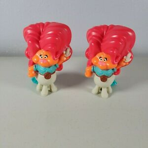 Trolls 2 World Tour Happy Meal Toy #8 Delta Dawn Toy 2020 Lot of 2