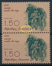 2371b** sans point sur le i de Française variétée ref VA151