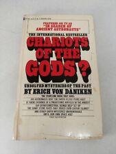 Chariots of the Gods? by Erich Von Daniken (pb)