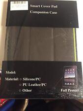 iPad 10.5 inch Case Smart Cover Pad Black / Green New