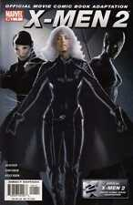 comics X-MEN 2 DER FILM - DIE FILM- ADAPTION