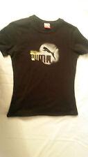 PUMA Mädchen-T-Shirts & -Tops mit Logo