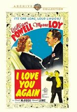 I LOVE YOU AGAIN   (William Powell)  - DVD - UK Compatible