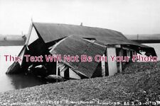 SX 1188 - Hacken Schmidts Wrecked Bungalow, Lancing, Sussex c1913 - 6x4 Photo