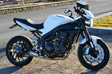 Triumph Speed Triple1050 exhaust pipe XB 07 08 09 010 2007 2008 2009 2010