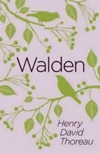 Walden by Henry David Thoreau 9781788283076 (paperback 2018)