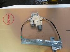 PEUGEOT 407 DRIVER SIDE REAR RIGHT ELECTRIC WINDOW MOTOR REGULATOR 03-10 TESTED