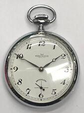 Orologio da tasca cipolla MONIAGNE Suisse Made anni 60 a carica manuale FS