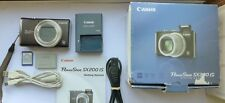 Canon PowerShot SX200 IS 12.1MP Digital Camera - Black + 4 GB Memory Card