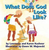 What Does God Look Like? (2000) by Kushner, Rabbi Lawrence, Kushner, Karen