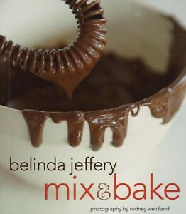 MINI Taste #7 Belinda Jeffery MIX & BAKE - BRAND NEW CONDITION - FREE POST