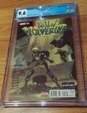 All-New Wolverine #2 CGC 9.6 X-23 1st Gabby Honey Badger