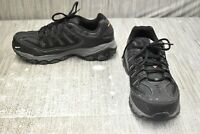 SKECHERS Work Cankton (77055) Athletic Shoe - Men's Size 10 - Black