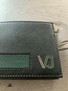 Versace Jeans Purse Card Case Wallet Bag Card Holder Wallet Purse