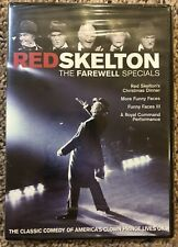 Red Skelton: The Farewell Specials (DVD, 2013) Brand New!!!