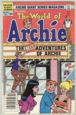 Archie Giant Series #532 October 1983 VG+ World of Archie