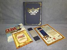 Legend of Zelda: Phantom Hourglass Collectors Edition Guide, New Condition!