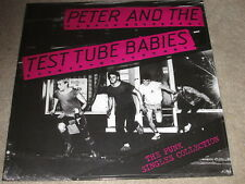 PETER AND THE TEST TUBE BABIES - THE PUNK SINGLES COLLECTION - NEW - LP RECORD