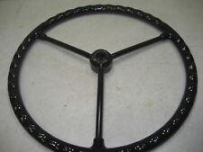 John Deere Tractor Model M Mt 40 Steering Wheel
