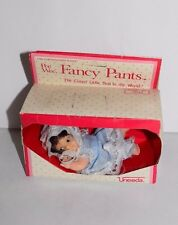 Vintage New Unopened Box Pee Wee Fancy Pants Uneeda Doll #70545 Brown Hair 4""