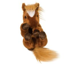 Douglas Cuddle Toys Horse - Lil Handful 16cm Soft Plush Stuffed Animal Toy