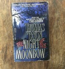 The Night of the Moonbow by Thomas Tryon - 1990, Paperback, Reprint - Horror