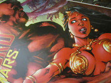 John Carter Warlord of Mars Dynamite Comic Book Lot Fantasy Edgar Rice Burroughs