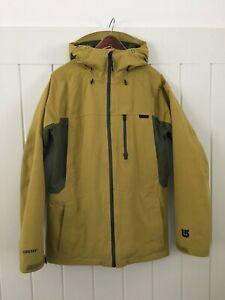 BURTON Radial Men's S Gore-Tex Ski/Snowboard Parka/Coat/Jacket NEW $320