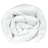 New SUMMER COOL Duvet 1.5 TOG with 100% Microfibre Cover and Hollowfibre Filling