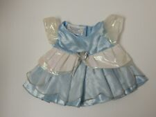 Build A Bear ~ Baby Blue (?) Cinderella Dress
