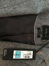 Ladies Marks and Spencer's Check jacket size 14