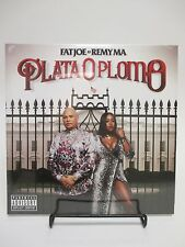 "NEW- RED VINYL Fat Joe & Remy Ma ""Plata O Plomo"" 2-LP Set Empire ERE312 RSD 2017"