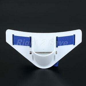 1×Fishing Fighting Belt Adjustable Waist Belt Strap &Plastic Buckle Boat Fishing