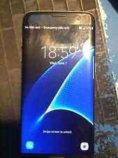 Samsung G9350 Galaxy S7 Edge 32GB 4G Dual Sim Black Unlocked Smartphone