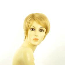women short wig light blond golden ALICIA lg26