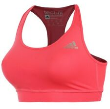 8a8edcc8d2ca1 ADIDAS TECHFIT MEDIUM SUPPORT CLIMA COOL NON PADDED SPORTS BRA