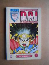 Dragon Quest DAI La Grande Avventura n°19 ed. Star Comics    [G394B]
