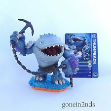 Skylanders Giants THUMPBACK + CARD GIANT Swap Force/Trap Team/Superchargers