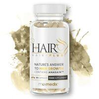 Hair-Plus Kapseln | Nahrungsergänzung | Gegen Haarausfall | Mit Biotin und Zink