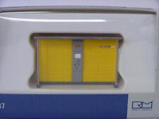 Rietze 70217 stazione pacchi DHL rettangolare posta 1:87 NUOVO