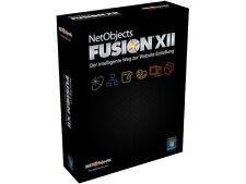 NetObjects Fusion XII - NEU - offizielle Version von NetObjects - Fusion 12