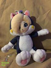 Nintendo Super Mario Plush San-ei -  Rosalina in Cat Suit